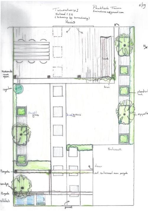 Praktische Tuinen Lissy Hurkmans Creatief en Prijsbewust Tuinontwerp