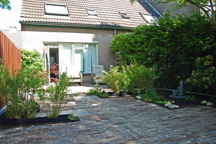 Praktische Tuinen Lissy Hurkmans Tuinontwerp De nieuwe tuin