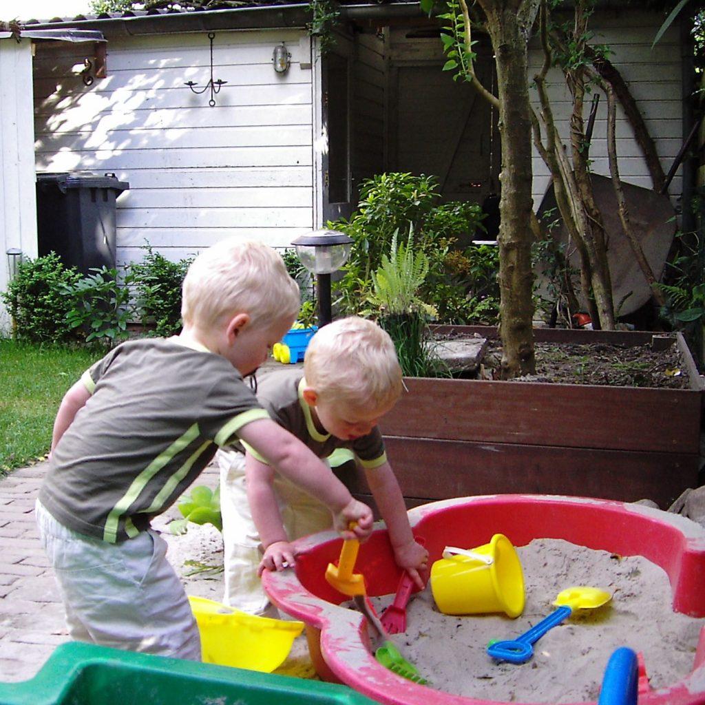 Praktische Tuinen Wageningen Lissy Hurkmans Kinderen in de Tuin