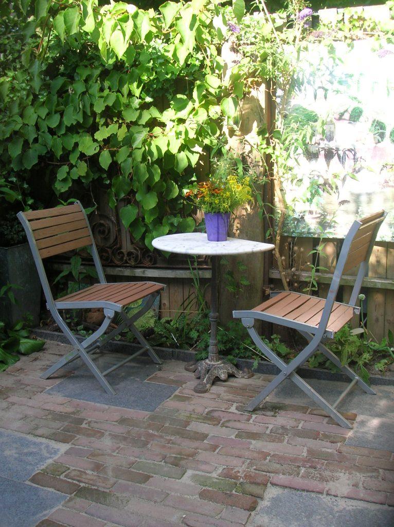 Praktische Tuinen Lissy Hurkmans Wageningen Kleinere tuin